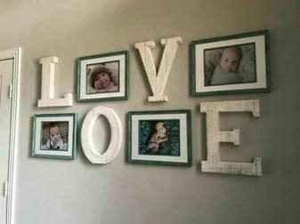 Brilliant Living Room Wall Gallery Design Ideas 49