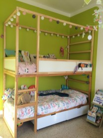 Cool Ikea Kura Beds Ideas For Your Kids Rooms 01