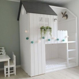 Cool Ikea Kura Beds Ideas For Your Kids Rooms 03