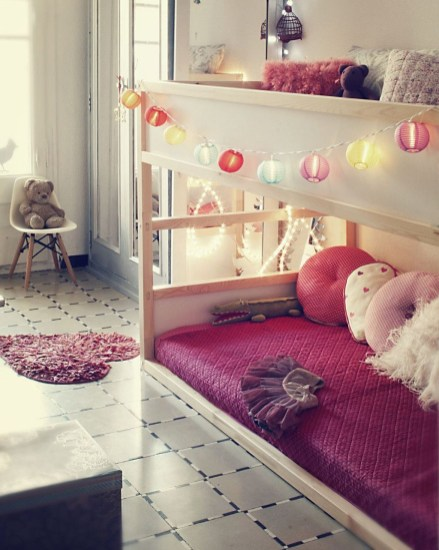Cool Ikea Kura Beds Ideas For Your Kids Rooms 12