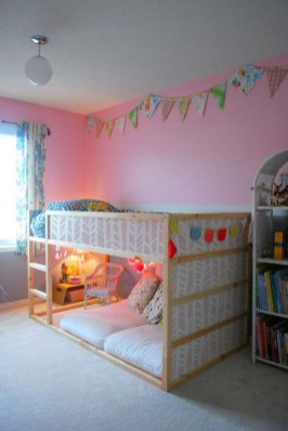 Cool Ikea Kura Beds Ideas For Your Kids Rooms 25