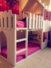 Cool Ikea Kura Beds Ideas For Your Kids Rooms 30