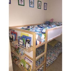 Cool Ikea Kura Beds Ideas For Your Kids Rooms 32