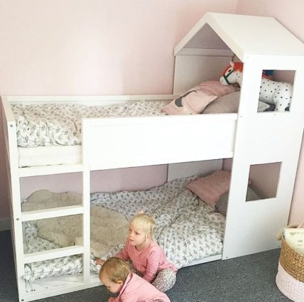 Cool Ikea Kura Beds Ideas For Your Kids Rooms 51