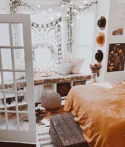 Cozy Fall Bedroom Decoration Ideas 09