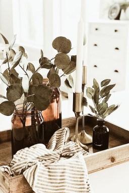 Cozy Fall Bedroom Decoration Ideas 16