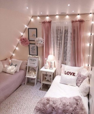 Cozy Fall Bedroom Decoration Ideas 41