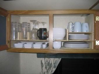 Creative But Simple DIY Camper Storage Ideas 09