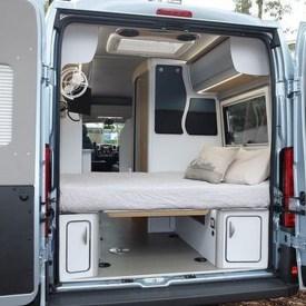 Creative But Simple DIY Camper Storage Ideas 12