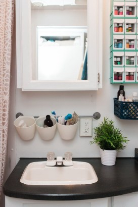 Creative But Simple DIY Camper Storage Ideas 18