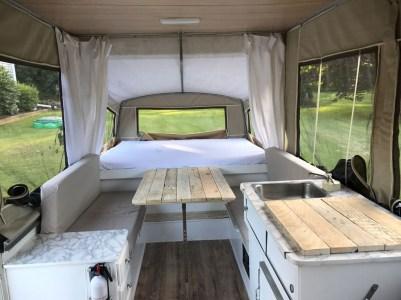 Creative But Simple DIY Camper Storage Ideas 46