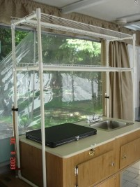 Creative But Simple DIY Camper Storage Ideas 51