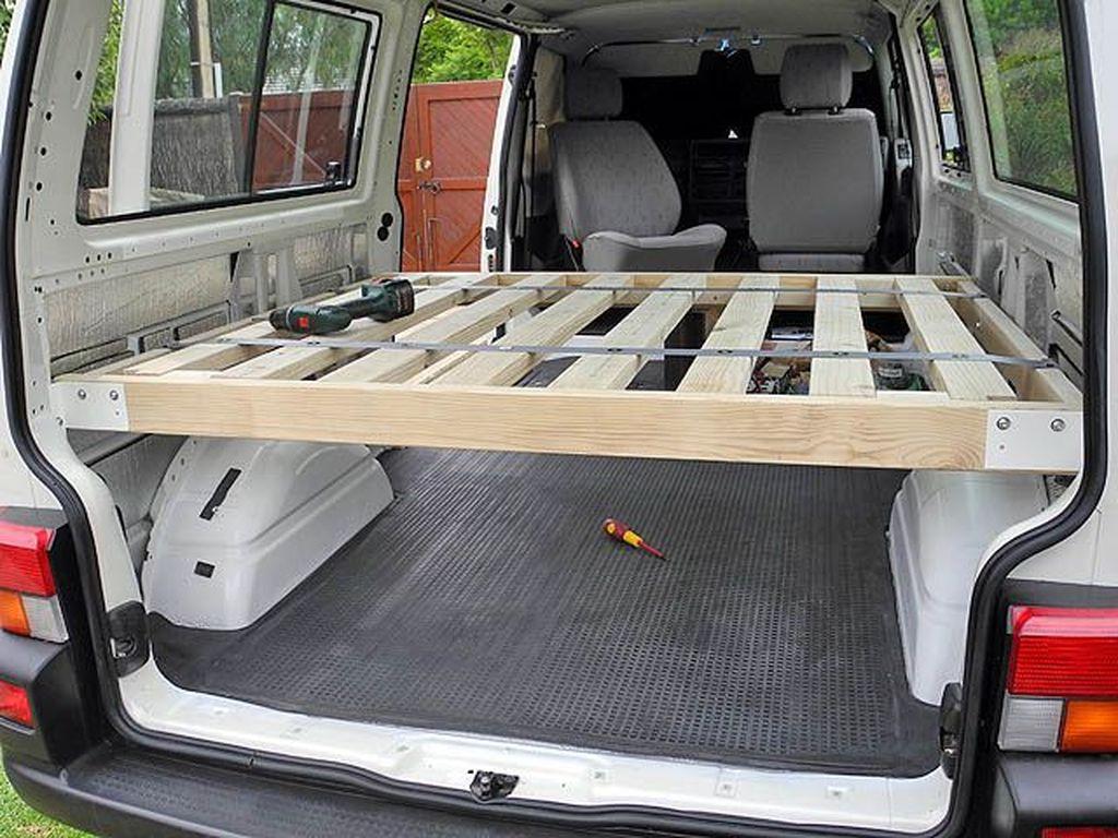 Creative But Simple DIY Camper Storage Ideas 52