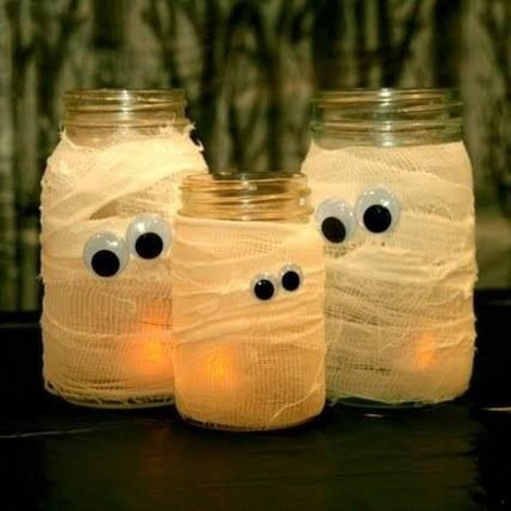 Creepy Decorations Ideas For A Frightening Halloween Party 44