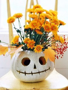 Creepy Decorations Ideas For A Frightening Halloween Party 56