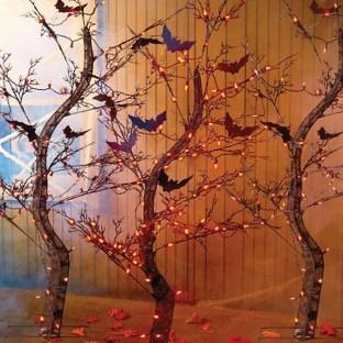 Elegant Outdoor Halloween Decoration Ideas 25