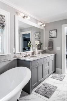 Incredible Bathroom Cabinet Paint Color Ideas 03