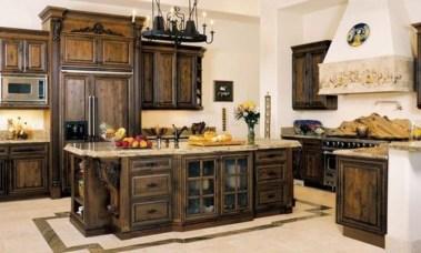 Luxury Tuscan Kitchen Design Ideas 08