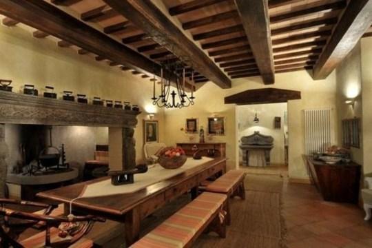Luxury Tuscan Kitchen Design Ideas 24