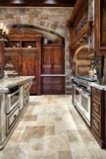 Luxury Tuscan Kitchen Design Ideas 29