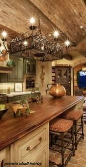 Luxury Tuscan Kitchen Design Ideas 32