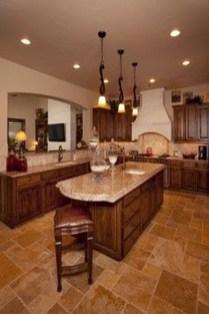 Luxury Tuscan Kitchen Design Ideas 35