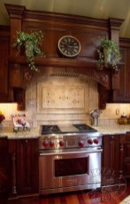 Luxury Tuscan Kitchen Design Ideas 42