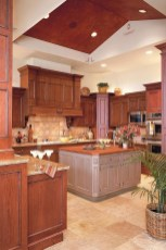 Luxury Tuscan Kitchen Design Ideas 43