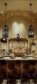Luxury Tuscan Kitchen Design Ideas 56