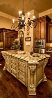 Luxury Tuscan Kitchen Design Ideas 57