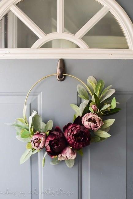 Marvelous DIY Home Decor For A Festive Fall 04