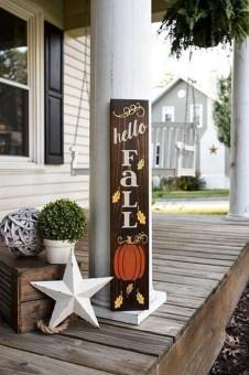 Marvelous DIY Home Decor For A Festive Fall 33