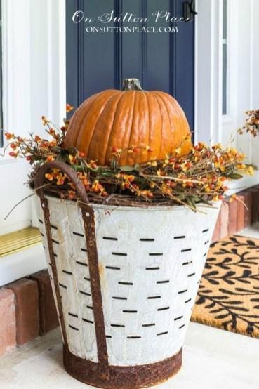 Marvelous DIY Home Decor For A Festive Fall 41