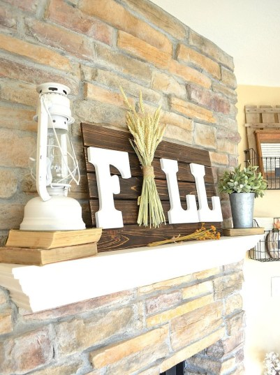 Marvelous DIY Home Decor For A Festive Fall 54