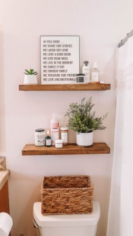 Outstanding DIY Bathroom Makeover Ideas On A Budget 03