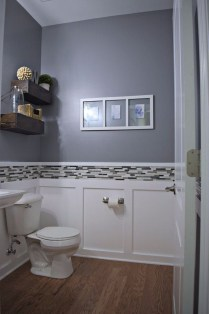 Outstanding DIY Bathroom Makeover Ideas On A Budget 21