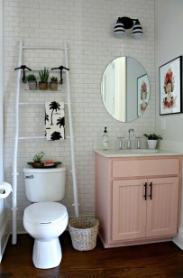 Outstanding DIY Bathroom Makeover Ideas On A Budget 52