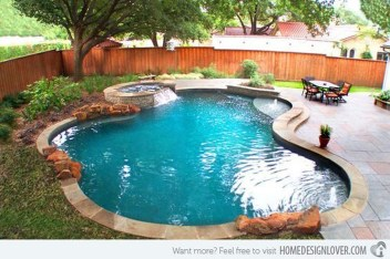 Popular Small Swimming Pool Design On A Budget 08