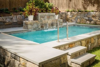 Popular Small Swimming Pool Design On A Budget 14