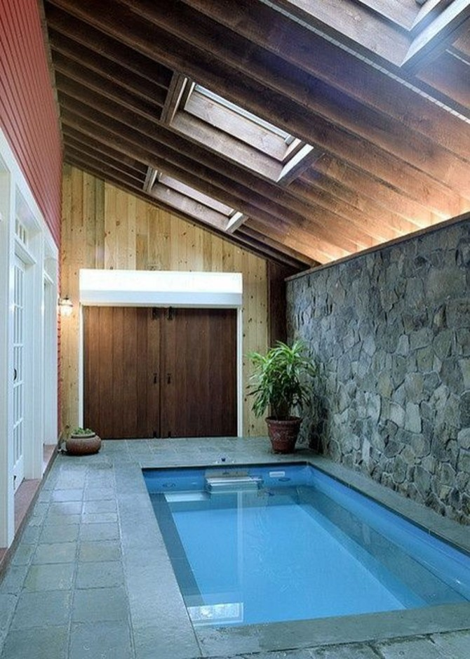 Popular Small Swimming Pool Design On A Budget 19