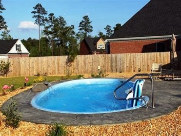 Popular Small Swimming Pool Design On A Budget 35