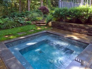 Popular Small Swimming Pool Design On A Budget 41