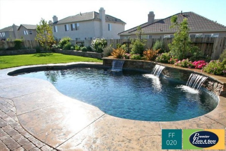 Popular Small Swimming Pool Design On A Budget 47