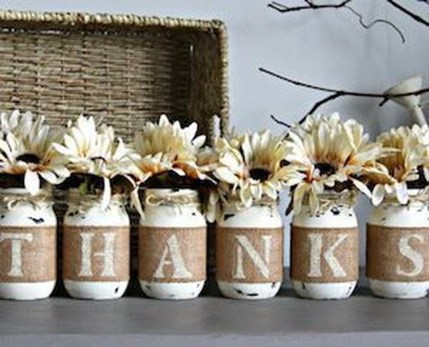 Simple Fall Table Decoration Ideas 16