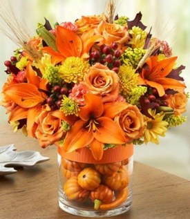 Simple Fall Table Decoration Ideas 23