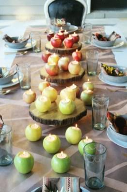 Simple Fall Table Decoration Ideas 33