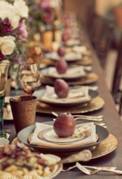 Simple Fall Table Decoration Ideas 49