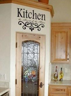 Stunning Kitchen Wall Decor Ideas 05
