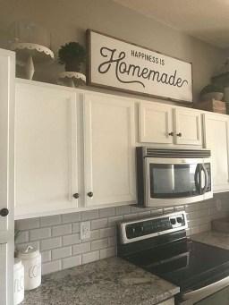 Stunning Kitchen Wall Decor Ideas 24