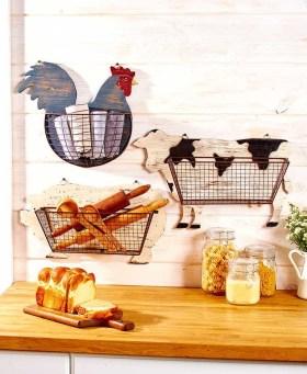 Stunning Kitchen Wall Decor Ideas 25